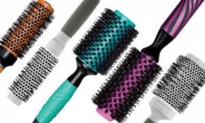 A escova ideal para cada tipo de cabelo