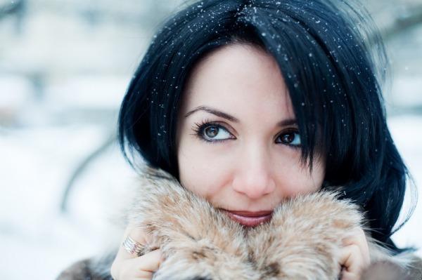 Cuidados a Ter com o Cabelo Durante o Inverno