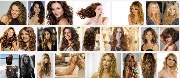 Como manter os cabelos ondulados