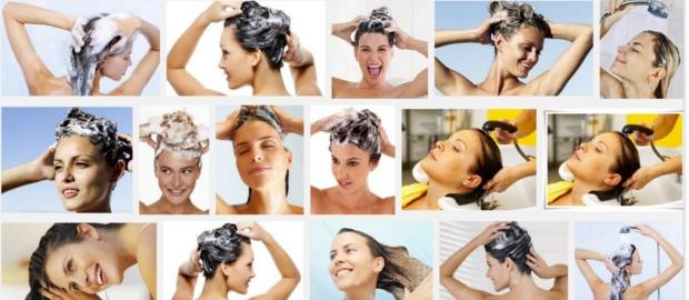Frequência da Lavagem do cabelo