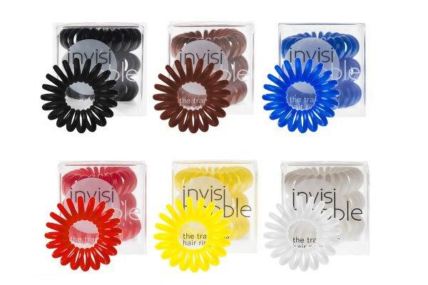 Invisibobble – Linha de elásticos para os cabelos de todas as mulheres